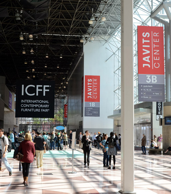 International Contemporary Furniture Fair – New York- May 2012